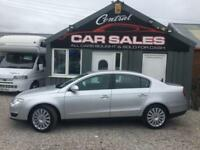VOLKSWAGEN PASSAT 2.0 HIGHLINE TDI (110) MANUAL HIGH SPEC FINANCE 7 PARTX WELOCM