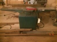 """8"""" Craftex jointer. OPEN FOR OFFERS"""