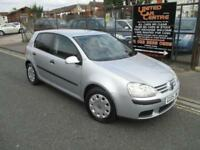 Volkswagen Golf 1.4 FSI (90PS) S Hatchback 5d 1390cc