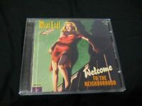 "Meat Loaf ""Welcome To The Neighborhood"" CD"