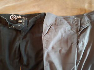 Orb/Smart Set Pants Size 7