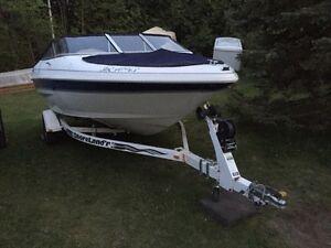 Larson 18' Bowrider For Sale