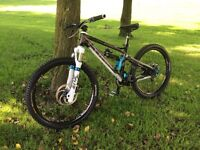 Cube Hanzz mountain bike