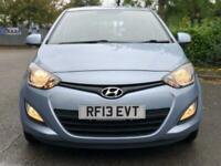 2013 Hyundai i20 1.1 CRDI ACTIVE 5d 74 BHP Hatchback Diesel Manual