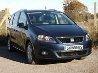 SEAT Alhambra Cr TDi Ecomotive SE DIESEL MANUAL 2014/14