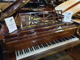 Steinway model OP grand piano rosewood for sale