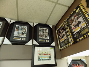Sports Pictures Framed See List Below TAX INCL> 727-5344 St. John's Newfoundland image 7
