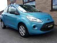 2009 FORD KA 1.2 STUDIO HATCHBACK PETROL