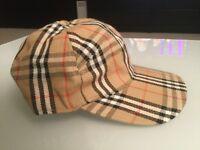 Burberry London baseball cap