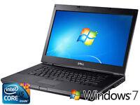 DELL LATITUDE E6410 2.4GHZ I5 128GB SOLID STATE DRIVE 4GB RAM M520 CPU