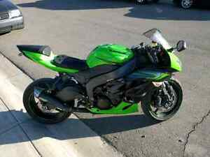 2011 zx6r trade for adventure bike
