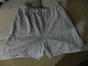 Women's Grey Shorts