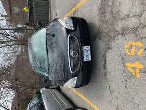 LOW KM BUICK LUCERNE $6,500.00 or BEST OFFER.