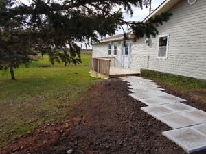 Beautiful NEW ground level 2 two bedroom H&L included Summerside