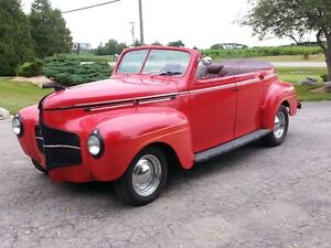 FOR SALE 1940 DODGE