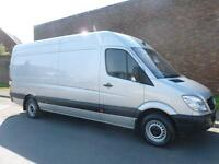 2011 Mercedes-Benz SPRINTER 316 Cdi Lwb Van *Rare 160BHP Model* Manual Large Van