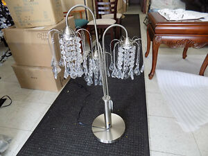 Lamps Many Styles $ 79.00- $ 150.00 TAX INCL>Call 727-5344 St. John's Newfoundland image 1