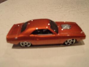 3 LOOSE Hot Wheels 1970 Dodge Challenger 1:64 scale diecast car. Sarnia Sarnia Area image 6