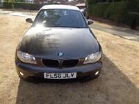 2007 BMW 118d 2.0TD SE [NEW MOT+2 OWNERS+FSH+FREE WARRANTY]