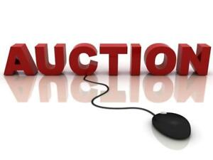 RESTAURANT UNRESERVED ONLINE AUCTION - New & Used item