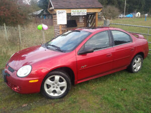 2004 Dodge SX 2.0 R/T Turbo Engine Sedan