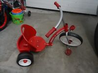 Radio Flyer Tricycle for toddler as seen on TV & Toys R us MINT