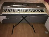 Casio LK93 Key Lightning keyboard With Stand!!