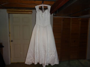 Wedding Dress - Worn once from new. $125