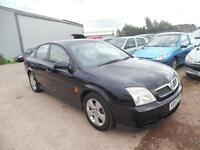 VAUXHALL VECTRA CLUB 1.8 PETROL 5 DOOR HATCHBACK