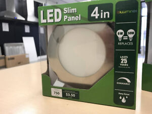 LED POTLIGHTS FOR SALE