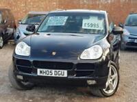2005 Porsche Cayenne S 4.6 5dr
