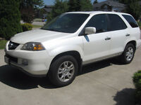 2006 Acura MDX Touring Package SUV, Crossover