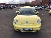2001 VW Beetle £1000