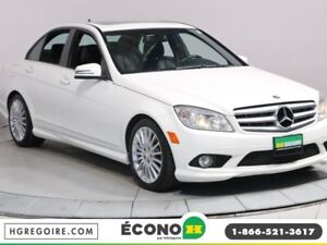 2010 Mercedes Benz C250 C 250 MAGS BLUETOOTH CUIR TOIT OUVRANT
