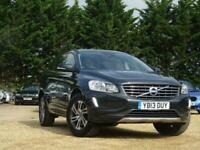 2013 Volvo XC60 2.4 D4 SE AWD 5d 161 BHP Estate Diesel Manual