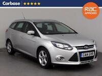 2014 FORD FOCUS 1.6 TDCi Zetec Navigator ECOnetic 5dr Estate