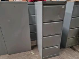 Ideal garage storage 4 drawer metal cabinets