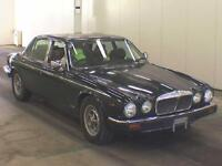 CLASSIC DAIMLER DOUBLE SIX 5.3 * SERIES 3 V12 * AUTOMATIC * LOW MILEAGE