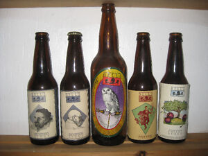 Vintage Beer Bottle Collection Bell's Brewery 5 Sarnia Sarnia Area image 1