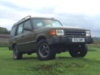 Land Rover Discovery 2.5l 300tdi 4x4