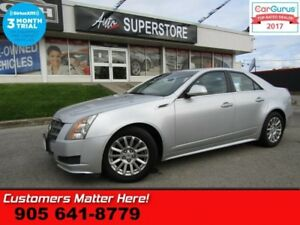 2010 Cadillac CTS 3.0L  LEATHER ROOF POWER SEATS