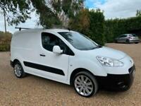 2012 Peugeot Partner 850 S 1.6 HDi 92 Van - NO VAT - FREE 6 MONTH WARRANTY