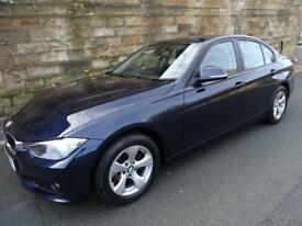 2012 12 BMW 3 SERIES 2.0 320D EFFICIENTDYNAMICS 4D 161 BHP DIESEL