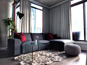 Luxury King West Condo - Furnished 1 Bdrm/1 Bath - All Inclusive