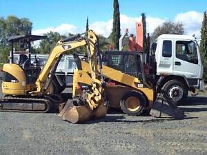 R&J  Excavation- Earthmoving, Truck Hire and Crane, Bobcat Toowoomba Toowoomba City Preview