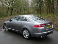 2008 58 Jaguar XF 2.7TD ( 204 bhp ) auto Premium Luxury..HIGH SPECIFICATION !!