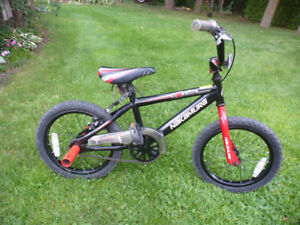 "Nakamura Crossfire kid's bike with 16"" tires"