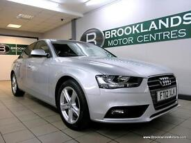Audi A4 2.0 TDI SE 143PS Mutitronic Auto [4X SERVICES and SAT NAV]