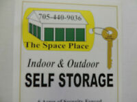 The Space Place Indoor and Outdoor storage