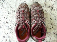 Hiking Shoes - Ladies Size 9